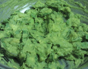 Avocado Spread with Basil