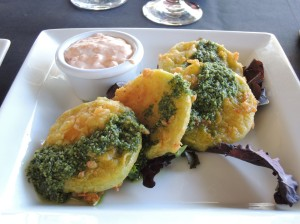 Belford's Fried Green Tomatoes