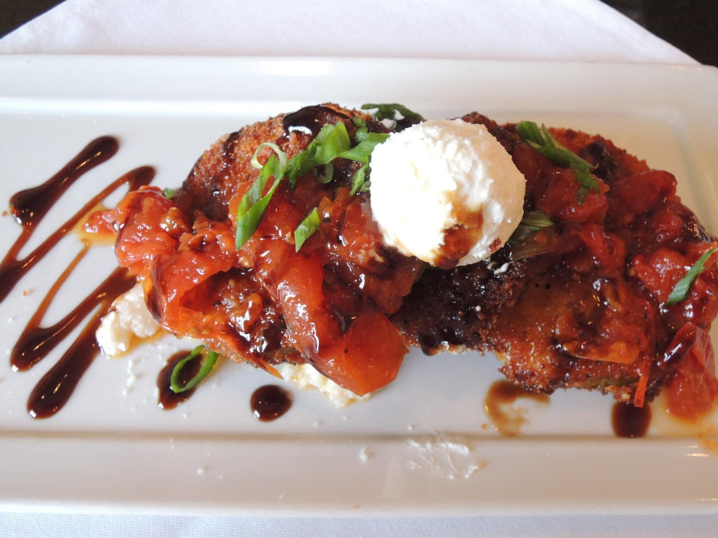 Fried Green Tomatoes in Savannah, GA - The Wayfaring Hedonist