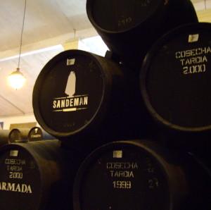 Sandeman Barrels